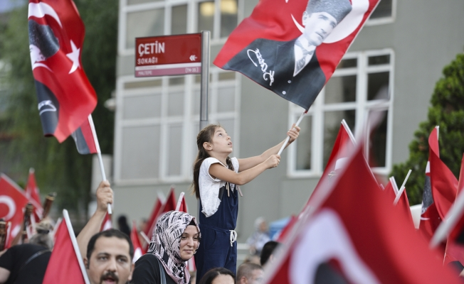 Maltepe'den büyük zafere muhteşem kutlama
