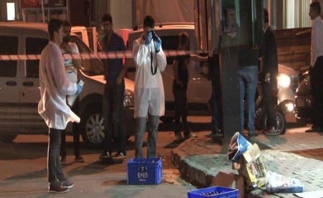 Şişli'de silahlı kavga: 1 ölü
