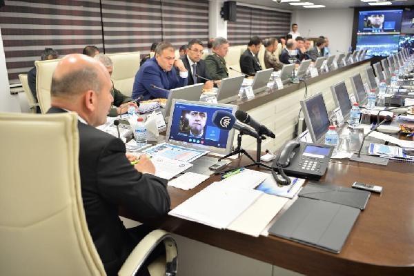 Türkiye genelinde 7'nci huzur operasyonu düzenlendi