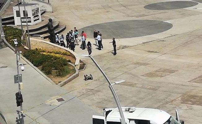 Zeytinburnu Meydan' ında bomba paniği!