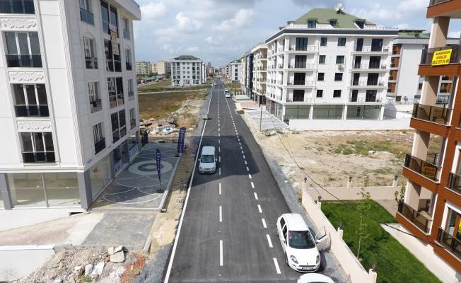 2017'de Beylikdüzü'ne 43 Yeni Yol Açıldı