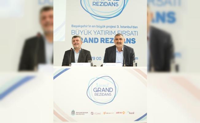 3. İstanbul Başakşehir'de Lansmana Özel Ek Yüzde 5 İndirim