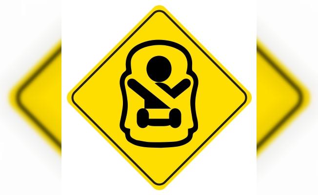 Çocuk oto koltuğu kullanımı yaralanmaları %80 oranında azaltıyor