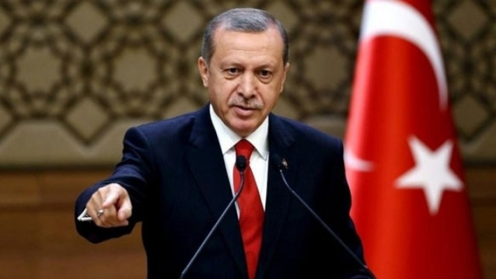 Cumhurbaşkanı Erdoğan: Amerika'dan pis kokular geliyor