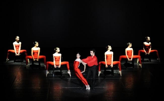 Geleceğin dansçıları sanata ilk adımlarını atıyor