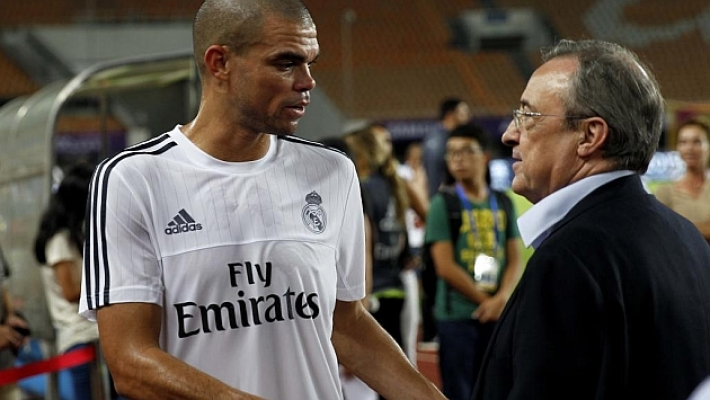 'Pepe'ye kal dedik Beşiktaş'a gitti' .