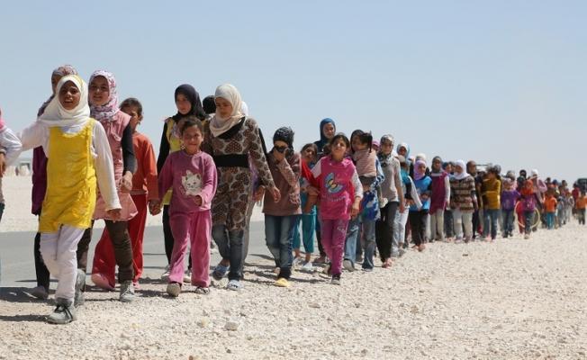 'Suriyeliler evlerine dönmek istiyor'