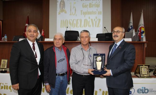 Zeytincilik sektörü Hasan Köşklü için buluştu