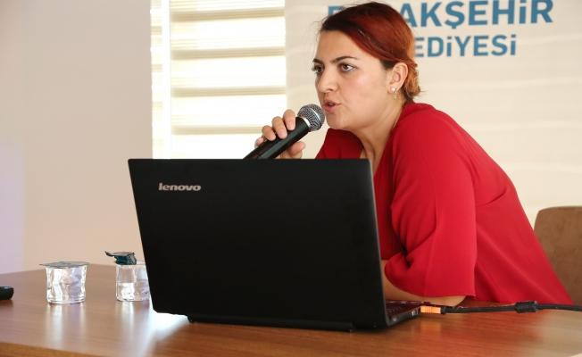 Başakşehir Kadın Aktivite Merkezi'nde  gebelik eğitimleri başladı