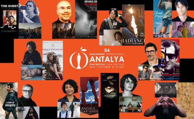 Dünya yıldızları Antalya'da buluşuyor