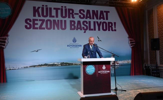 İstanbul'da kültür sanatın kalbi bu sezon da İBB'de atacak