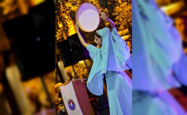 Maltepe'de Azerbaycan gecesi