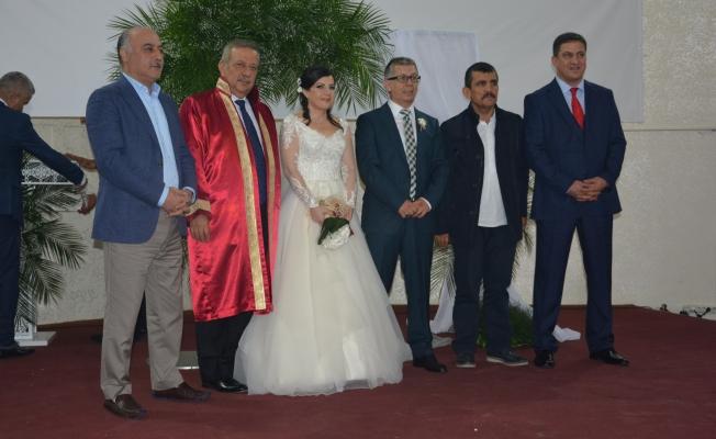 Meslektaşlarımızı evlendirdik