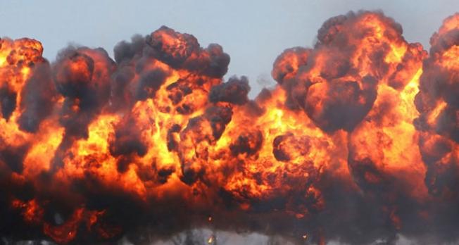 Tüpraş tankı patladı: 2 ölü