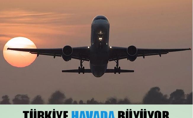 Türkiye Havada Büyüyor