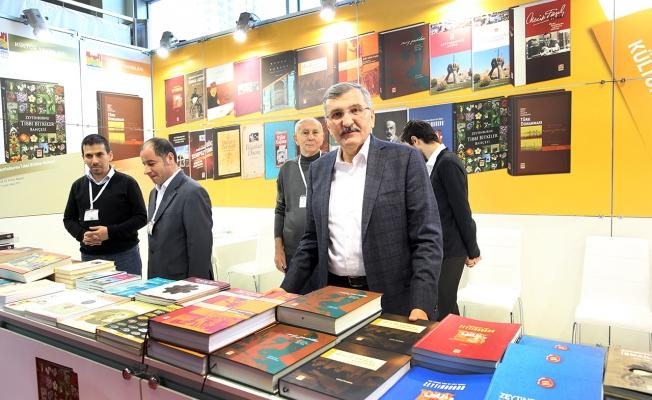36. Uluslararası İstanbul Kitap Fuarı Başlıyor