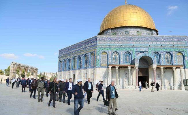 """""""Bağcılar Belediyesi'nden Kudüs'e çıkarma"""""""