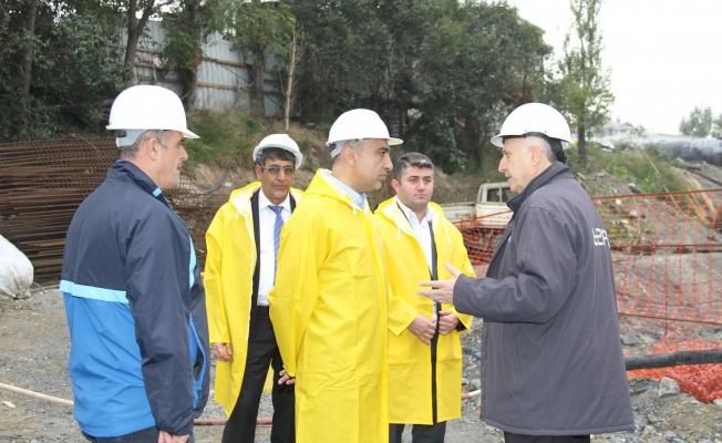 Bakırköy Cemevi İnşaatında Çalışmalar Son Sürat İlerliyor