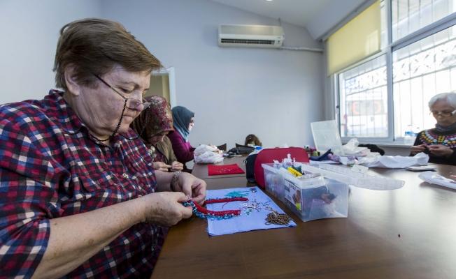 ESKEP'le kadınlarımızın el emekleri değer kazanıyor