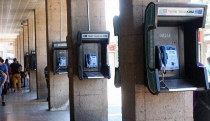FETÖ'cülere ankesörlü telefon operasyonu