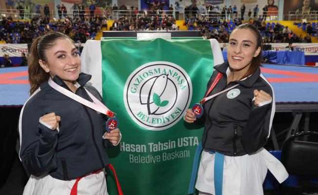 Gaziosmanpaşa`dan Türkiye Şampiyonluğuna!
