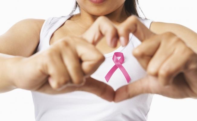 Her sekiz kadından biri meme kanseri tehdidi altında