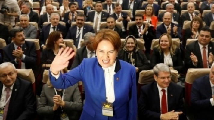 İYİ Parti'de kriz çıktı!