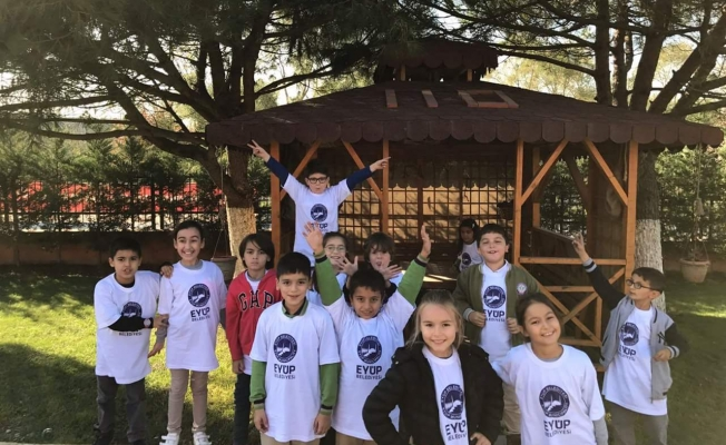 Simurglu öğrenciler itfaiye tatbikatına katıldı