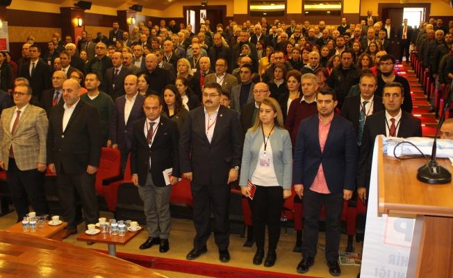 CHP İstanbul'da 2 Günde 38 İlçe Kongresini Yaptı