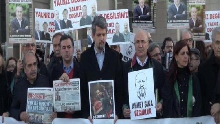 Cumhuriyet Gazetesi davasında 5. duruşma