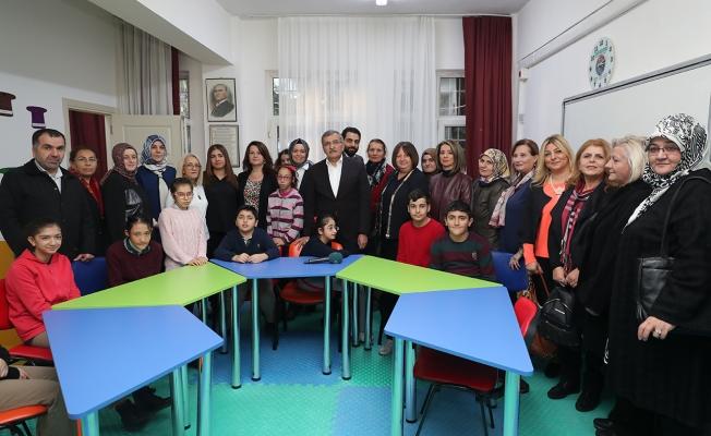 Engelli Çocuklara Terapi ve Eğitim Bir Arada