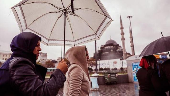 İstanbul'da hafta sonu hava nasıl olacak?
