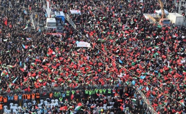 Saadet Partisi Kudüs İslamındır Dedi