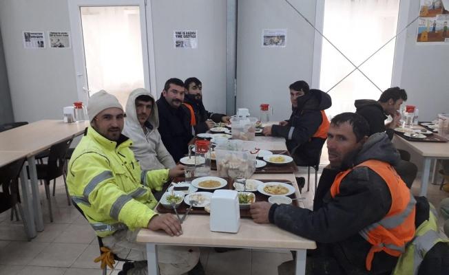Ülkücü İşçiler Organize Oldu