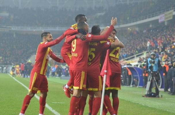Yeni Malatyaspor: 2 - Galatasaray: 1