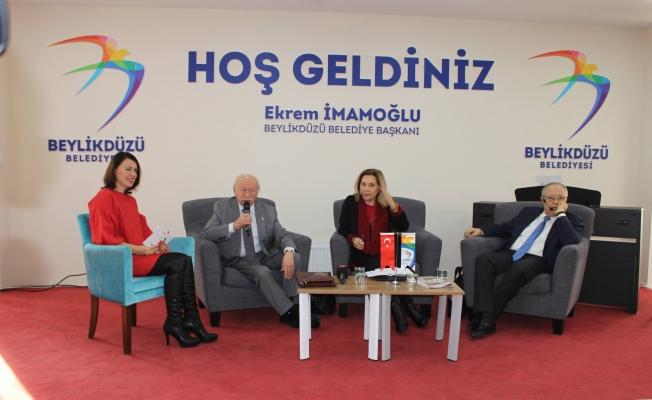 Başkan İmamoğlu 10 Ocak Çalışan Gazeteciler Gününü Unutmadı