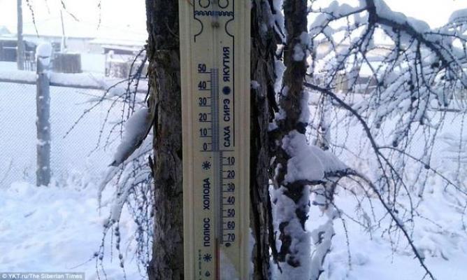 Burada hava eksi 62 derece... İşte dünyanın en soğuk köyü: Oymyakon