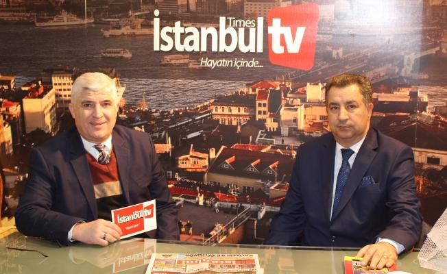 İyi Parti Zeytinburnu ilçe başkanı atandı