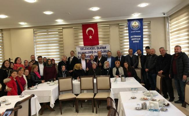 Zeytinburnu Ordulular Derneği  Sağlığa Önem Veriyor