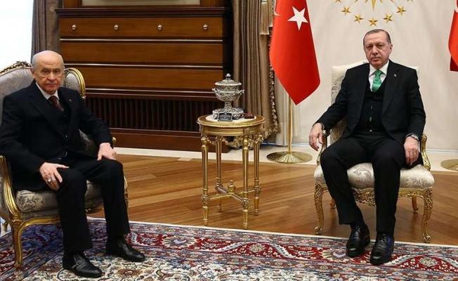 AKP-MHP ittifakında ilginç detay
