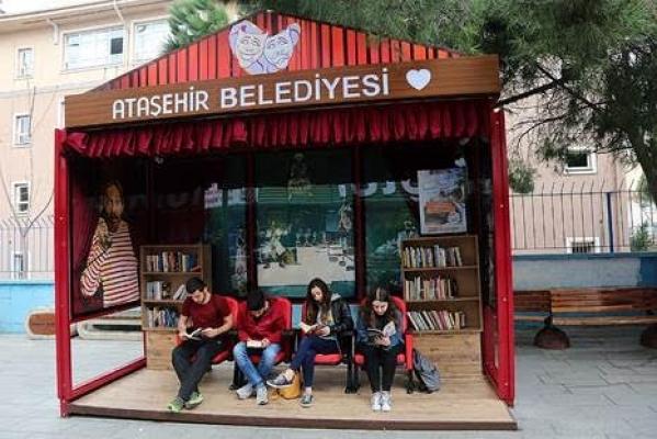 Ataşehir Belediyesi'nin Devam Eden Projeleri