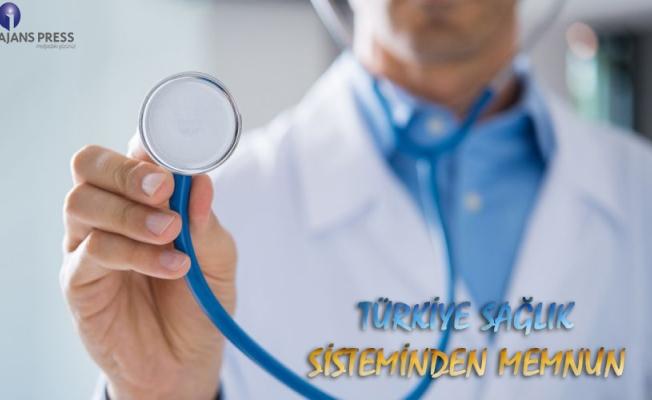 Türkiye Sağlık Sisteminden Memnun