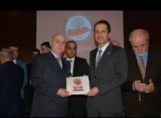 """Fatih Erbakan : """"Partileşmekten Başka Birşey Düşünmüyoruz"""""""