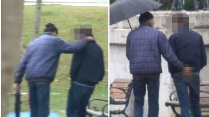 İstanbul'un göbeğinde iğrenç taciz... Gözaltına alındı