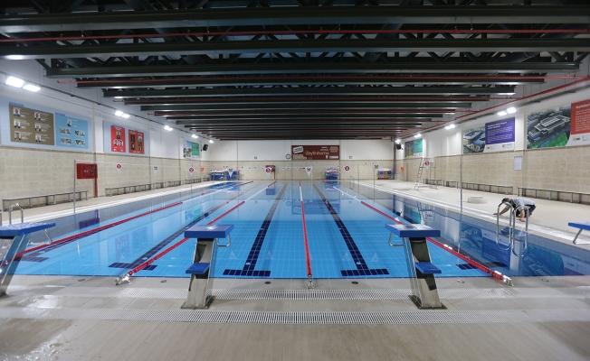 Merkezefendi Yüzme Havuzu Açılıyor!