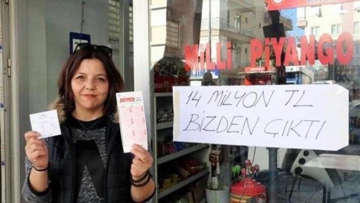 Muratpaşa'ya 5 yılda 26 kez büyük ikramiye vurdu!