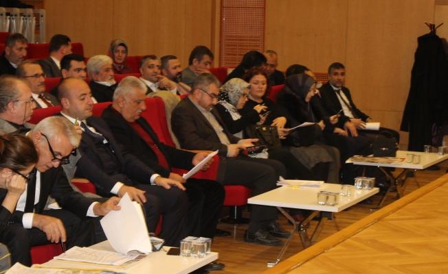 Zeytinburnu Meclisi Toplandı