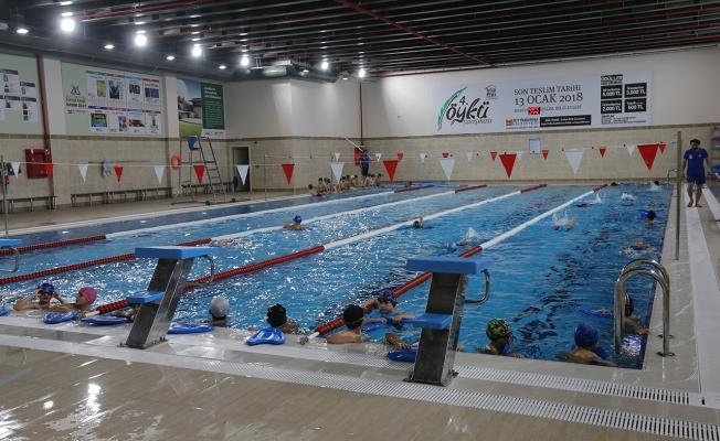 Zeytinburnu'nda Her Mahalleye Bir Yüzme Havuzu Açılıyor