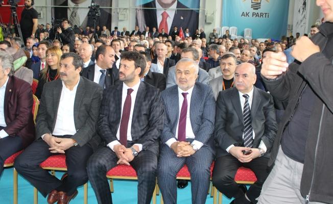 AK PARTİ Zeytinburnu Delibalta'ya Emanet