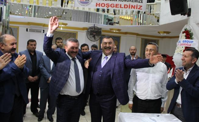 """En Acı Kongre """"Gidişin Güle Güle olsun Ayhan başkan"""""""